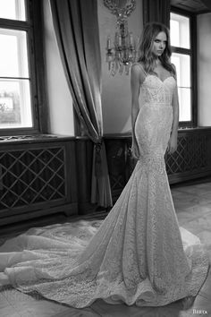 Wedding Dress Lace Berta Bridal Fall 2015 Wedding Dresses- Part 1 2015 Wedding Dresses, Bridal Dresses, Wedding Gowns, Fall Wedding, Wedding Suite, Trendy Wedding, Wedding Ideas, Backless Wedding, Wedding Rustic