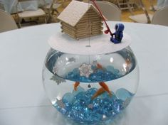 1000 images about aquariums tanks bowls on pinterest for Fish centerpieces wedding receptions