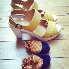 chaussures...! et chaussons