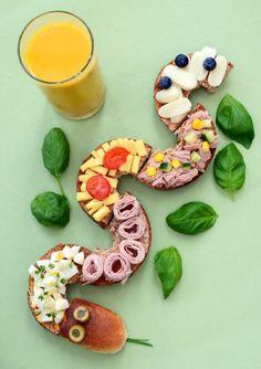 Food kids will love...