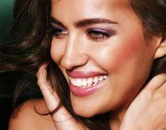 Irina Shayk for Avon Brazil 2013