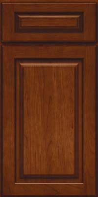 The closest to our cabinet style kraftmaid square for Kraftmaid doors