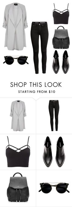 """""""outfit"""" by imnotwhatyouwant on Polyvore featuring moda, River Island, Charlotte Russe, rag & bone e plus size clothing"""