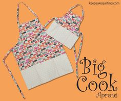Big Cook Apron Kit