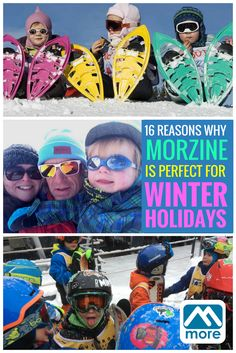 It's always tricky to find the ideal destination for a family winter holiday. Here are 16 reasons why I think that Morzine is the perfect resort. Extreme Activities, Fun Winter Activities, Best Ski Resorts, Family Resorts, Winter Holiday Destinations, Adventure Travel, Adventure Awaits, Ski Vacation, Mountain Vacations