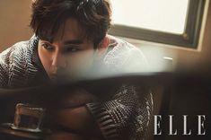 Additional Images Of Yoo Seung Ho For March Elle Yoo Seung-ho, Gong Yoo, Asian Actors, Korean Actors, Korean Idols, Korean Magazine, Song Joong, Park Hyung, Arang And The Magistrate