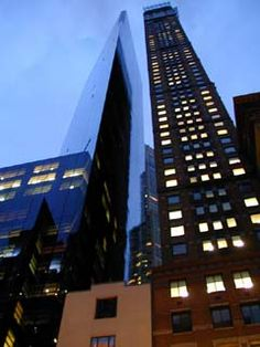 146 west 57th street :: nyc