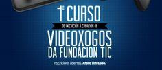 Xa está aberto o prazo de preinscrición ao Curso de Introdución á Creación de Videoxogos da Fundación Tic