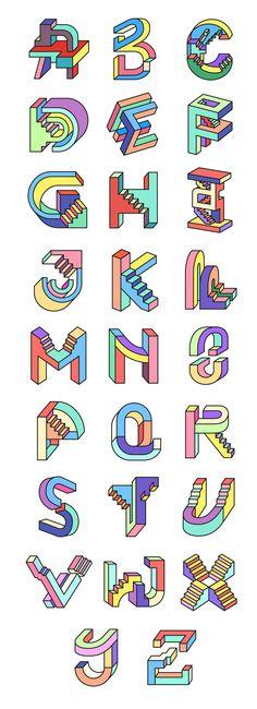 #36DaysofType © Rafa Goicoechea I Diseño, tipografia I Coctel Demente-AZ
