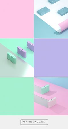 Puku on Behance... - a grouped images picture - Pin Them All