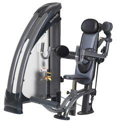 STATUS SERIE S-919 Onafhankelijke lateral raise  - Onafhankelijke beweging. - Ergonomische roterende handgrepen - Zitting is gasveer ondersteund - Extra tussen-gewichten 2x 1.5 Kg instelbaar