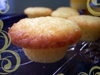 coconut cupcakes-candida friendly