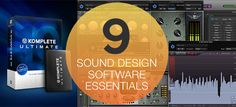 9 Software Suggestions for Sound Designers : AskAudio Magazine