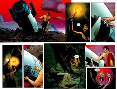 Read  Batman: The Return of Bruce Wayne 1 - Shadow on Stone ebooks online