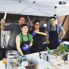 Alex Le @jabbalikespho Catering the acto...Instagram photo   Websta (Webstagram)
