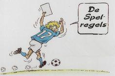 spelregels voetbal - Google zoeken