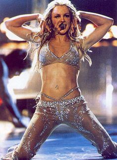 Britney back in her prime