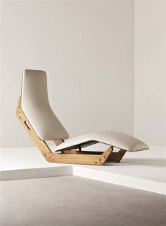 1955_  longue chair 'Dolphin' by Ilmari Tapiovaara for Skanno