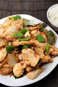 Weight Watchers Chinese General Chicken Recipe