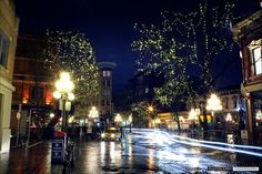 Gastown... one of my favorite parts of Vancouver