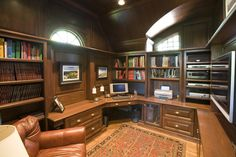 Entertainment Center traditional family room