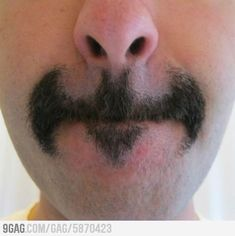 BATstache this is awesome!