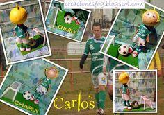 creaciones FOG: Fogfu Futbolista Carlos
