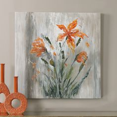 Uttermost Sugar And Spice Floral Art