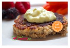 low carb salmon burgers