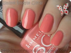 Rimmel: Instyle Coral $1