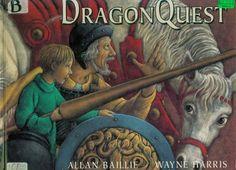 Dragon Quest - Allan Baillie, Wayne Harris