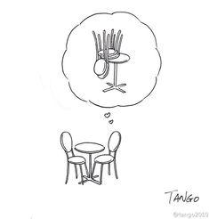 46 остроумных комиксов или внезапный смысл простых вещей от Tango - 17