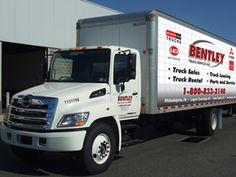 #hinoboxtruck #bentleytruckservices #truckrental #truckleasing