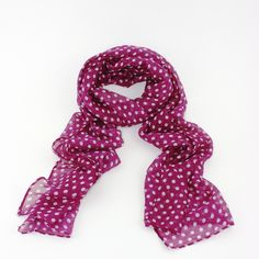 Small Polka dot - Light weight - Scarves