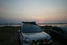 #nissan #xtrail #nissanxtrail #sunset