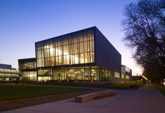 Muenster University Center | Charles Rose Architects