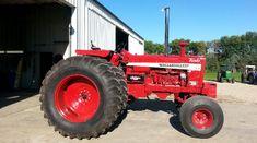 Farmall Tractors, Old Tractors, International Tractors, International Harvester, Case Ih, Rubber Tires, Iowa, Auction, David
