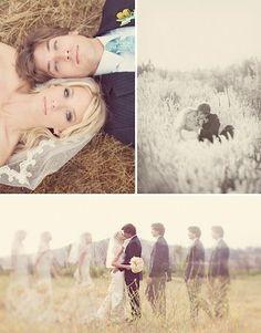 Creative Wedding Photography - Love!