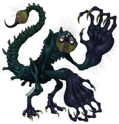 Mortasheen- Venomax by scythemantis