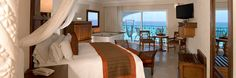 Cancun's Hyatt Zilara. Adults only, swim-up suites. One day...