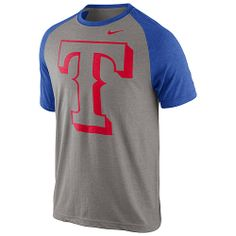 Texas Rangers Big Play Raglan T-Shirt - MLB.com Shop