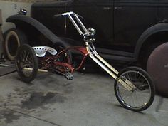 custom bicycles | Custom trike/bike. - Koolhouse Publishing - Forums