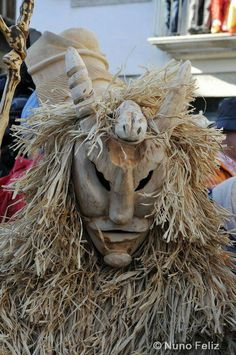 Portuguese Carnival in Lazarim