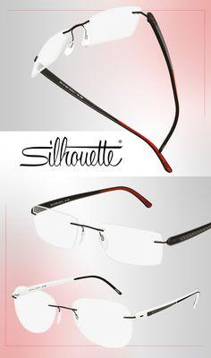 3aea2856af Silhouette Glasses Exude Technical Sophistication  http   eyecessorizeblog. com 2014