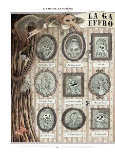 preview bande-dessinée, Préview de L'ENCYCLOPEDIE CURIEUSE & BIZARRE PAR BILLY BROUILLARD