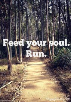 One of the most asked questions I get from people who don't run is - What do you think about while you run? I don't listen to music. I don't listen to podcasts. I mostly run solo. After