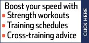 Speedwork training for 5Ks -- scroll to the bottom for specific track workouts