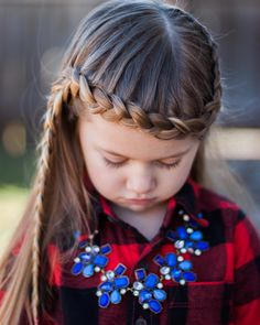 60 Stylish Hairstyles with Braids for Kids — From Box and Crochet Braids to French and Dutch Braids