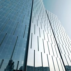 Sustainable LEED Gold Office Tower by Schmidt Hammer Lassen Architects