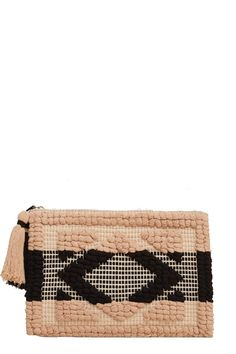 Cotton cosmetic bag, £17.99 | Mango